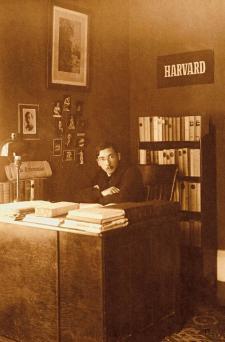 Pedro Zulen hacia 1918. Crédito: Archivo familiar Zulen.