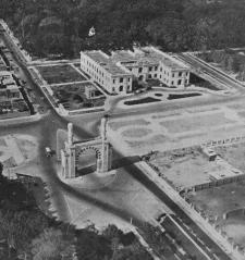 Ministerio de Fomento. Crédito: Fotografía de la Revista Ciudad y Campo, 1926. Museo de Arte de Lima.