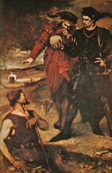 Ignacio Merino. Óleo sobre tela, 148 x 115 cm. Crédito: Publicado por Juan Manuel Ugarte Eléspuru en Ignacio Merino y Francisco Laso (1966).