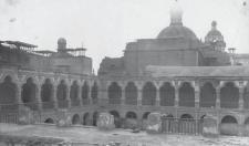 Convento de San Francisco, destruido en 1946.