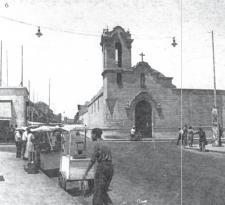 Iglesia Santa Rosa de Viterbo.