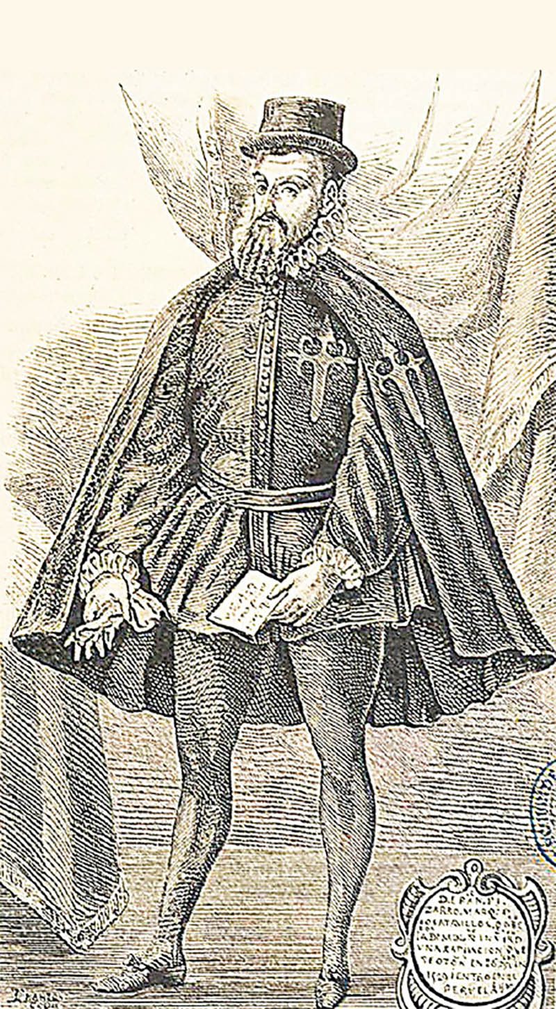 Francisco Pizarro González, fundador de la Ciudad de los Reyes del Perú