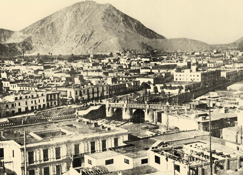 Toma del Cerro San Cristóbal en 1881