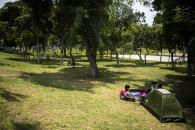 Los clubes tienen disponibles espacios ideales para acampar y conseguir un contacto más profundo con la naturaleza.