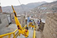 A inicios del 2015, la Municipalidad de Lima lanzó el concurso deportivo Trepa y Gana, con el fin de promover el deporte y la recreación en las escaleras metropolitanas de la capital.