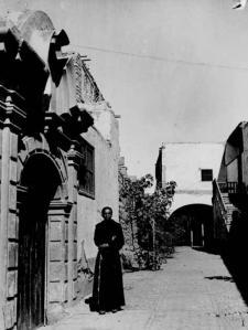 Callejón de Montero, destruido en 1946.